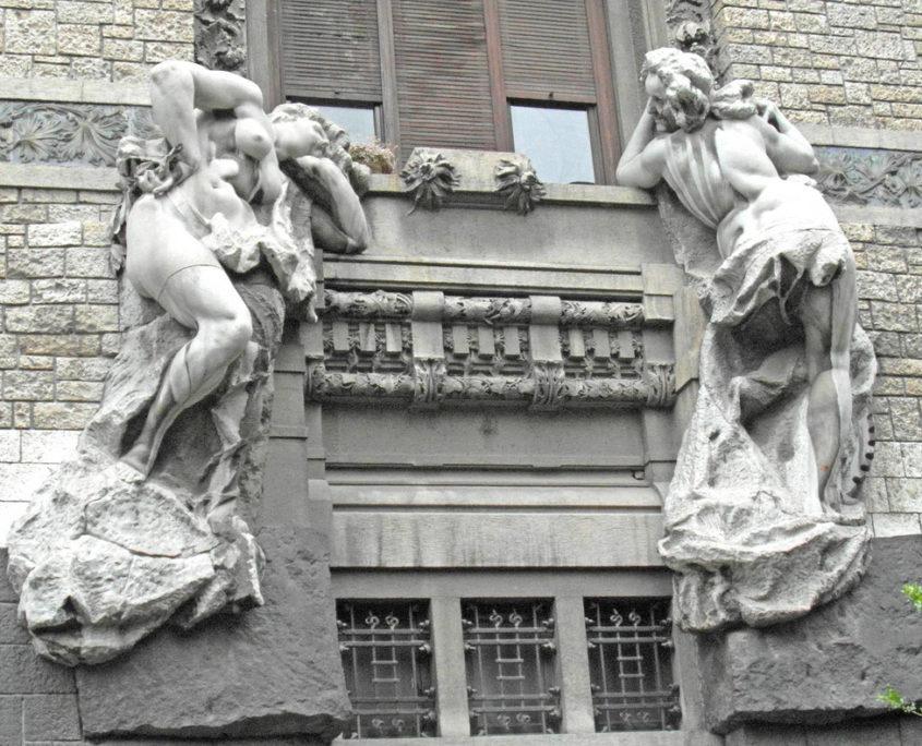 Milano del Liberty