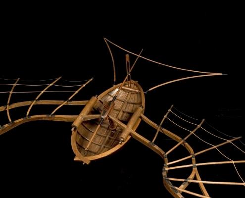 Leonardo - macchina volante