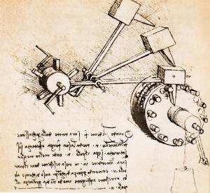 Leonardo - mechanism
