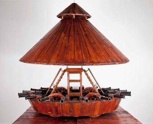 Leonardo - macchina da guerra