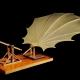 Leonardo - macchina volante ad ala battente